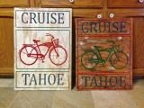 Beach Cruiser Signs - $150 each
