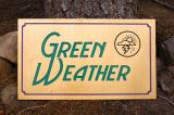 Green Weather Band - $150