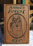 Aimee's Forest - $150