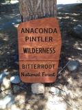 National forest Sign 2 - $175